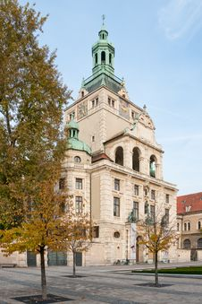 Free Bavarian National Museum Stock Image - 20134341