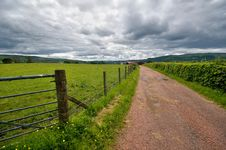 Free Scottish Country Side Stock Image - 20134401