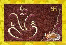 Ganesh Royalty Free Stock Image