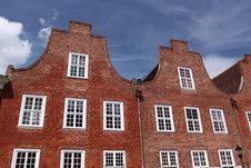 Free Dutch Quarter In Postdam Stock Photo - 20134920