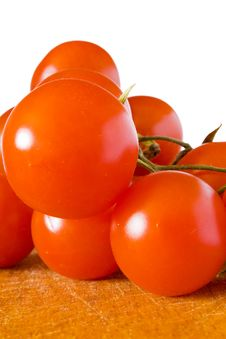 Free Cherry Tomatoes Royalty Free Stock Images - 20135369