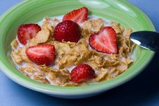 Free Healthy Breakfast Royalty Free Stock Photos - 20135818