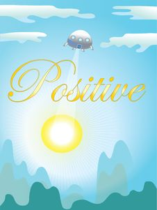 Free Positive Background Royalty Free Stock Photos - 20136478