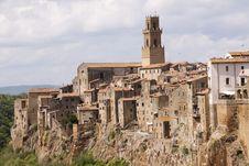 Free Pitigliano, Tuscany, Italy. Stock Photo - 20136770
