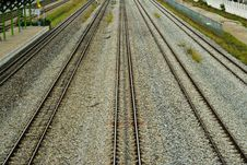 Free Railway Royalty Free Stock Images - 20136889