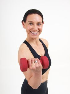 Free Fitness Woman Stock Photography - 20137622