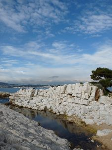 Free Cap D Antibes Royalty Free Stock Photos - 20138058