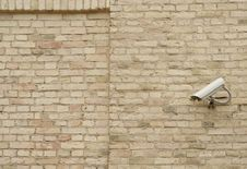 Free Security Video Camera Stock Images - 20138264