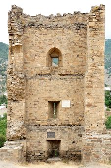 Free Genoese Fortress. Crimea. Royalty Free Stock Photos - 20138738