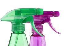 Free Plastic Spray Stock Images - 20138824