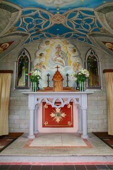 Free Italian Chapel Stock Image - 20139241