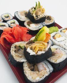 Free Sushi Royalty Free Stock Images - 20139499