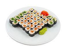 Free Sushi Stock Photography - 20139502