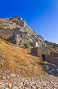Free Old Fort In Corinth, Greece Stock Photo - 20142350