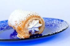 Free Creamy Roll Stock Photos - 20140143