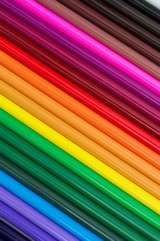 Free Color Pencils Stock Photo - 20142140