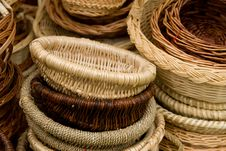 Free Wicker Basket Stock Photos - 20142283