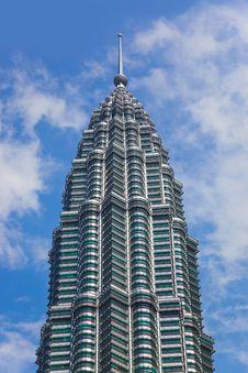 Free Twin Towers At Kuala Lumpur (Malaysia) Stock Photography - 20142412