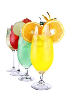 Free Fresh Drinks Royalty Free Stock Photos - 20142448