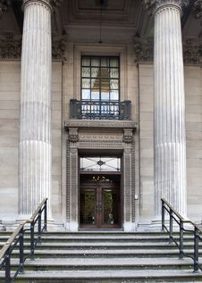 Westminister Register Office Royalty Free Stock Photos
