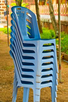 Free Chair Royalty Free Stock Photography - 20146267