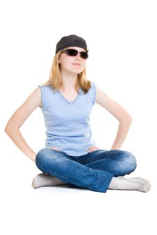 Free Cool Teen Royalty Free Stock Image - 20146376