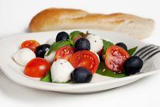 Free Salad Caprese Stock Photos - 20146693