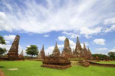 Free Pagoda Royalty Free Stock Photos - 20146918