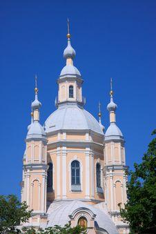 Free Church Royalty Free Stock Photos - 20147298