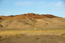 Free Landscape In Mongolia Royalty Free Stock Photo - 20147905