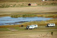 Free Landscape In Mongolia Stock Image - 20148081