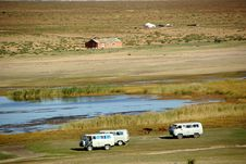 Free Landscape In Mongolia Royalty Free Stock Photography - 20148107