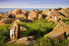 Free Baltic Sea Coast Stock Image - 20148301