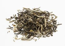 Free Loose Green Tea With Jasmine Royalty Free Stock Photo - 20148435