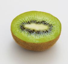 Free Half Of Organic Kiwi Royalty Free Stock Photo - 20148465