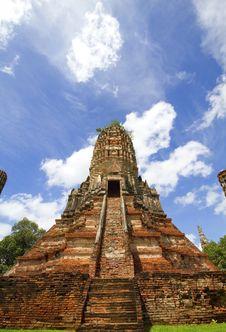 Free Pagoda Royalty Free Stock Photography - 20148527