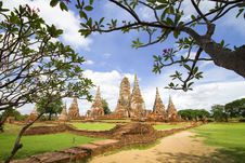 Free Pagoda Stock Image - 20148671