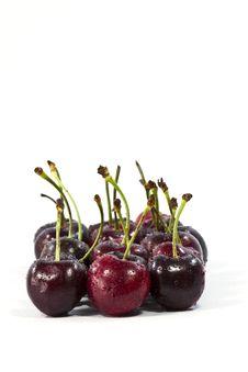 Cherrys. Royalty Free Stock Image