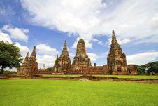 Free Pagoda Royalty Free Stock Photo - 20148835