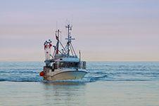Free Fishing Boat Stock Image - 20148971