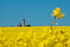 Lighthouses Royalty Free Stock Photography