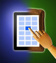 Free Touch Screen Stock Photography - 20150642