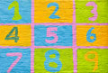 Free Colorful Number 1-9 One To Nine Stock Photo - 20153400