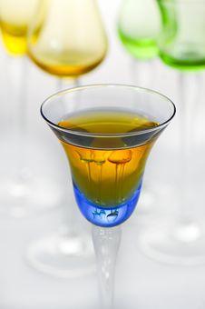 Free Colorful Liqueur Glass Stock Photos - 20150193