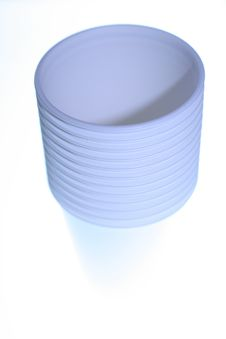 Free Stacked Cups Royalty Free Stock Image - 20150296