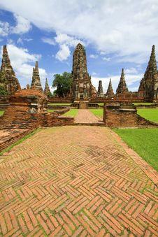 Free Pagoda Royalty Free Stock Photos - 20150328