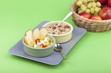 Free Healthy Breakfast. Stock Image - 20150821