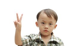 Free Young Asian Boy Stock Photography - 20153472