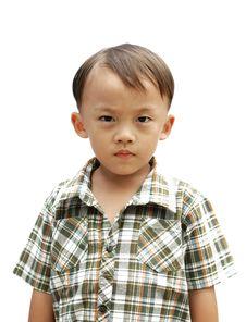 Free Young Asian Boy Stock Photos - 20153553