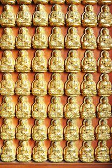Free 10000 Golden Buddha Stock Images - 20153594